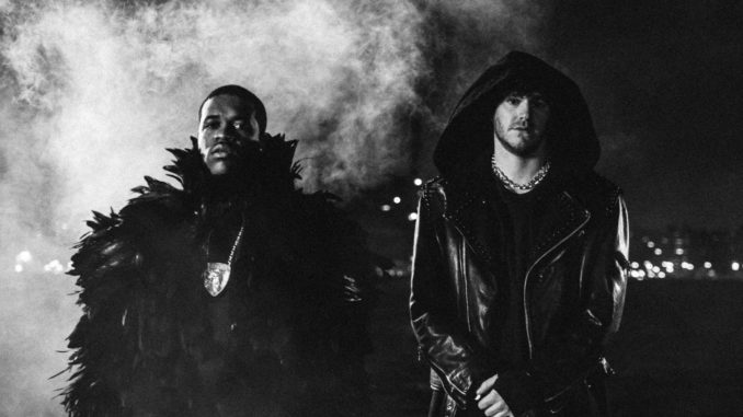 NGHTMRE & A$AP Ferg - Redlight