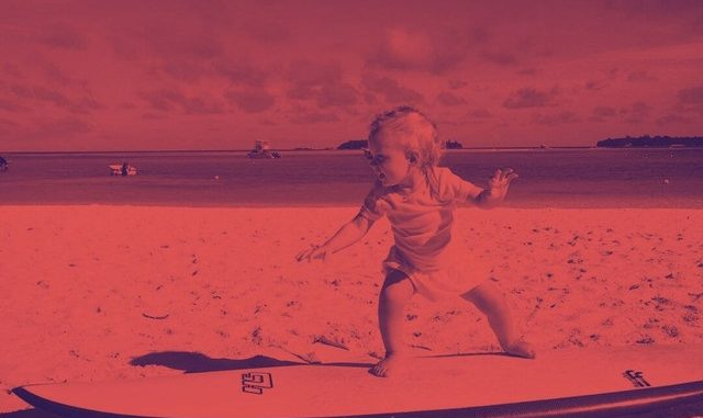 Kids Love Surf - OYO