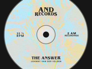 Johnny Van Der Velden - The Answer