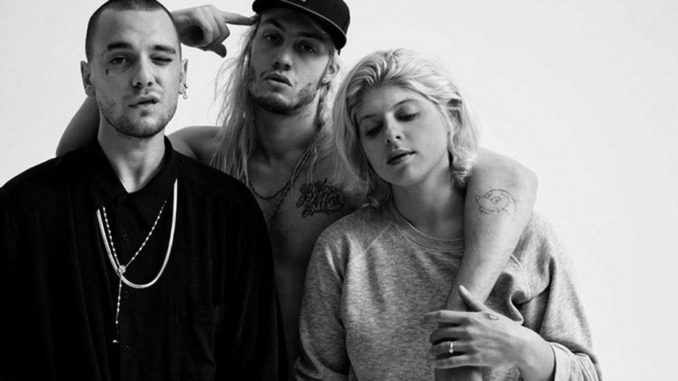 группа Salem выпустила сингл «Starfall»