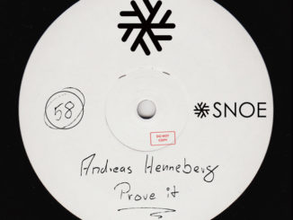 Andreas Henneberg - Prove It