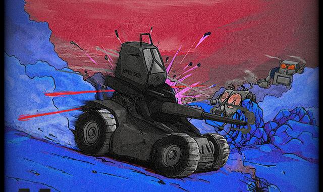 Baddon - War Machine