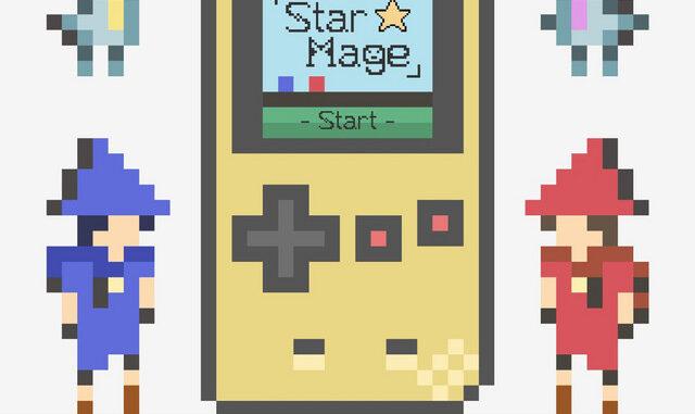 Star Mage - New Game Start