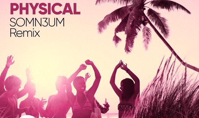 Magnus Foss - Physical (Somn3um Radio Edit) [House Music]