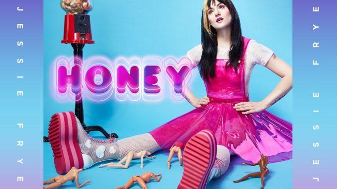Jessie Frye - HONEY [Electronic, Alternative Pop]