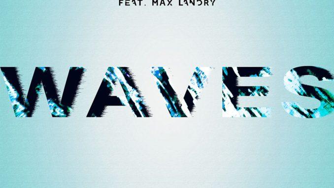 Aiden Jude - Waves (feat. Max Landry) [Future Bass]