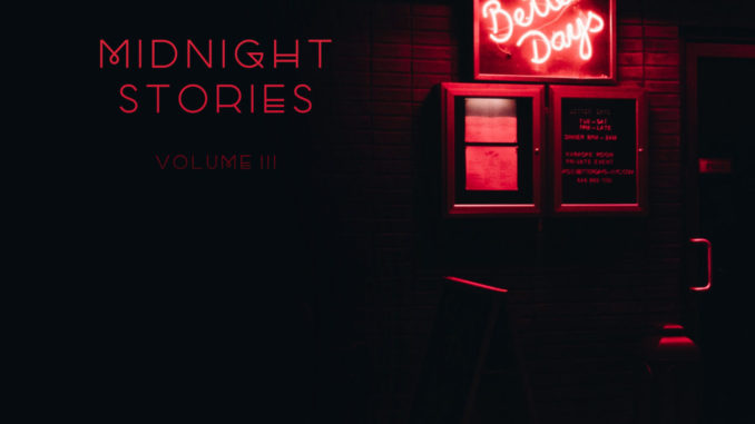 9DEEP — Midnight Stories — Volume III [Deep House, Tribal House]
