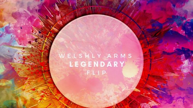 Welshly Arms - Legendary (ReauBeau FLIP) [Future Bass, EDM]